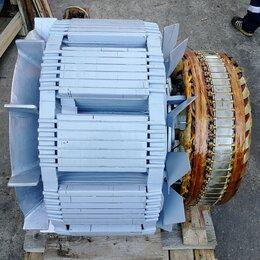 Прочее - Ротор электродвигателя БСДКМ 15-21-12 на компрессор 305ВП, 0