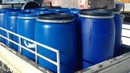 Бочки - Бочки пластиковые пищевые 200 литров с крышкой…, 0