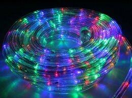 Уличное освещение - Гирлянда Дюралайт  7 м Цветной светодиодный шнур…, 0