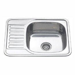 Кухонные мойки - Мойка врезная 6642 0,6, 0