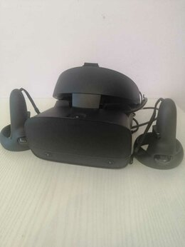 Очки виртуальной реальности - Шлем VR Oculus Rift S, 0