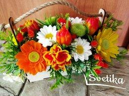 Цветы, букеты, композиции - Интерьерная композиция 80, 0