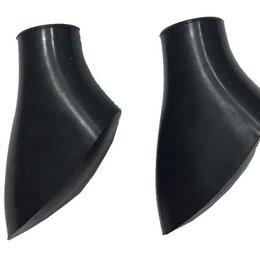 Палки - Сменные резиновые наконечники для ходьбы , 0