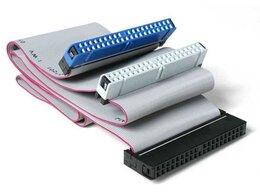 Внешние жесткие диски и SSD - Шлейф управления IDE UDMA 100/133 3-разьема, 0