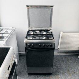 Плиты и варочные панели - Газовая плита (50х50см) INDESIT с гарантией, 0