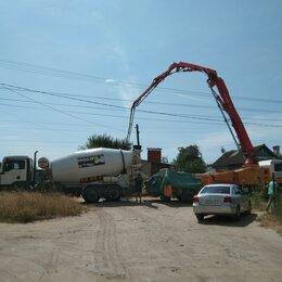 Строительные смеси и сыпучие материалы - Автобетонасос 42 метра для подачи Бетона и Раствора в труднодоступные места, 0