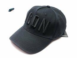 Головные уборы - Бейсболка кепка Dsquared ICON (черный), 0