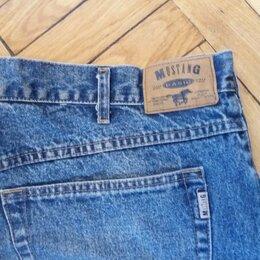 Джинсы - Продаю джинсы Mustang большого размера, 0