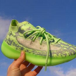 Кроссовки и кеды - Кроссовки Adidas Yeezy Boost 380 Green Vert, 0