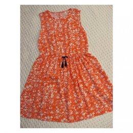 Платья и сарафаны - Летнее платье х/б, 0
