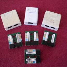 Электроустановочные изделия - Интернет розетка, 0