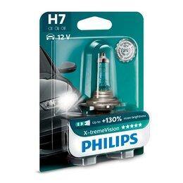 Фотовспышки - Галогенная лампа H7 Philips X-treme Vision +130%…, 0