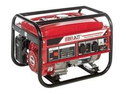 Электрогенераторы - Генератор бензиновый Brait BR 3800-CU, 0