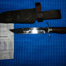 Ножи и мультитулы - Продам нож Разведчик, 0