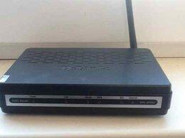 Оборудование Wi-Fi и Bluetooth - Wi-Fi роутер D-link DSL-2600U/NRU, 0
