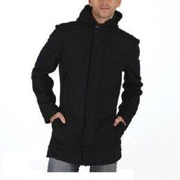 Пальто - Пальто мужское шерсть с капюшоном 50 52 Ruf Mark, 0