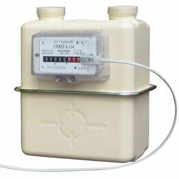 Счётчики газа - Счетчик газа Омега G4 с термокорректором Левый…, 0