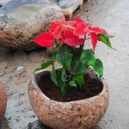 Садовые фигуры и цветочницы - Вазон из натурального камня, 0