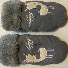 Перчатки и варежки - Варежки зимние детские., 0