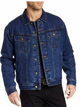 Куртки - Куртка джинсовая Wrangler Rugged Wear (70 размер), 0