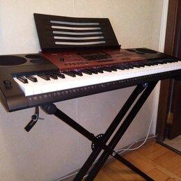 """Клавишные инструменты - Синтезатор """"Casio СТК - 6250"""", 0"""