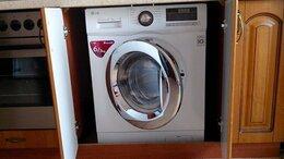 Бытовые услуги - Установка и подключение стиральной машины,…, 0