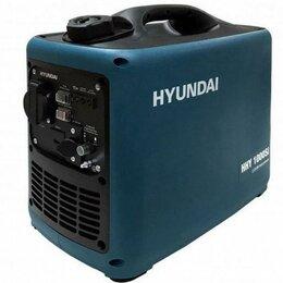 Электрогенераторы - Генератор инверторный Hyundai HHY 1000Si, 0