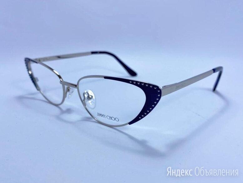 Оправа женская JIMMY CHOO по цене 5990₽ - Очки и аксессуары, фото 0