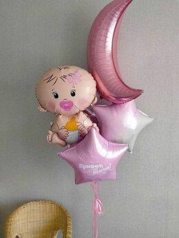 Воздушные шары - Набор шаров на выписку №3, 0
