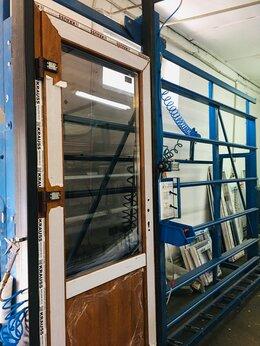 Входные двери - Металлопластиковые двери, 0