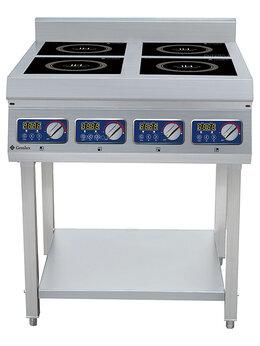 Промышленные плиты - Плита индукционная Gemlux GL-IC3504PRO, 0