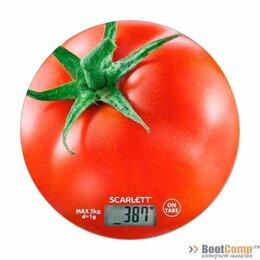 Кухонные весы - Весы кухонные Scarlett SC-KS57P38, 0