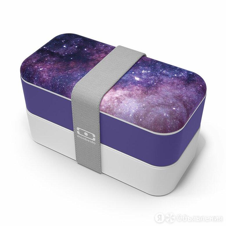 Ланч-бокс фиолетовый MB Original Milky Way по цене 3800₽ - Контейнеры и ланч-боксы, фото 0