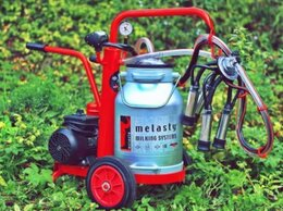 Товары для сельскохозяйственных животных - Доильный аппарат Melasty TCK 1-AK Турция, 0