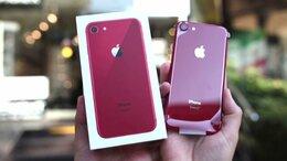 Мобильные телефоны - iPhone 8 64 GB  PRODUCT Red - новый, 0