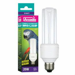 Лампочки - Лампа Ультрафиолетовая Arcadia Bird Compact, 0