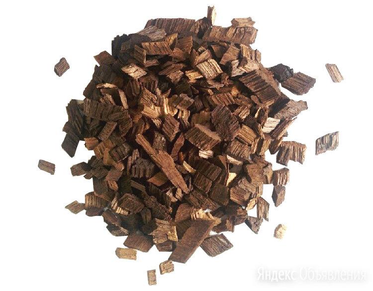 Дубовые чипсы, сильный обжиг, 100 гр по цене 99₽ - Ингредиенты для приготовления напитков, фото 0