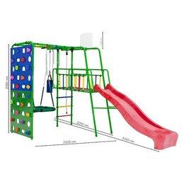 Гимнастические снаряды и спортивные комплексы - ДСК уличный Street 3 (детский комплекс), 0