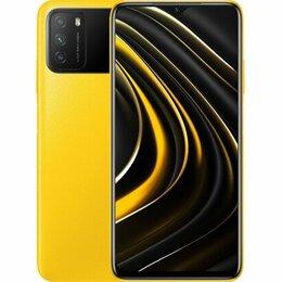 Мобильные телефоны - Смартфон Xiaomi Poco M3 4/64Gb Yellow, 0