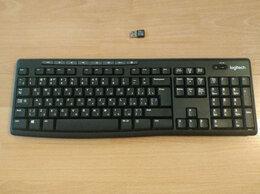 Клавиатуры - компактная Беспроводная клавиатура Logitech с…, 0