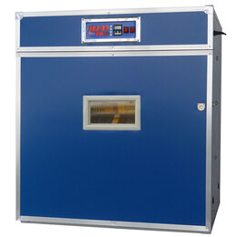 Товары для сельскохозяйственных животных - Инкубатор + выводной шкаф MJA/N-6 на 528 яиц, 0