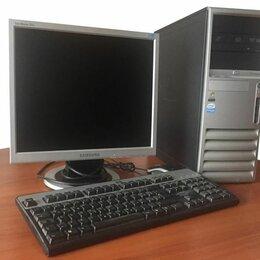 Настольные компьютеры - Надёжный фирменный компьютер в сборе, 0