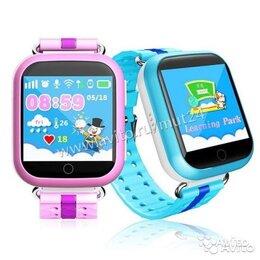 Умные часы и браслеты - Детские GPS часы Smart Baby Watch Q100 (GW200S), 0