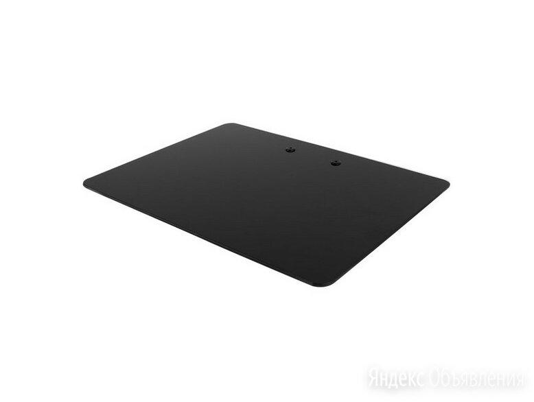 Полка для DVD и AV-техники Kromax MINI-MONO black по цене 790₽ - Кронштейны и стойки, фото 0