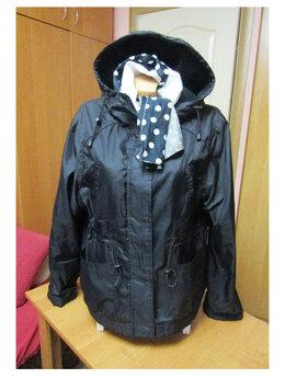 Куртки - Куртка женская с капюшоном, р. 50-52, 0