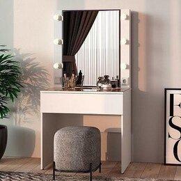 Мебель для салонов красоты - Стол косметический «Мемори» 03 белый., 0
