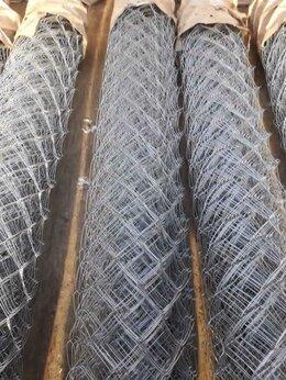 Металлопрокат - Рабица сетка оцинкованная , 0
