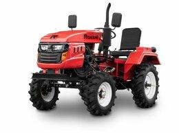 Мини-тракторы - Мини-трактор Rossel XT-184D, 0