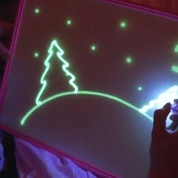Планшеты - Планшет Рисуй светом А4, 0