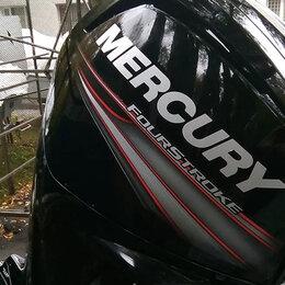 Двигатель и комплектующие  - Лодочный мотор Mercury F100 ELPT EFI, 0